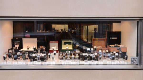 2a60baafd2 Spécialisée dans l'achat-vente de montres et de bijoux de luxe d'occasion,  la boutique Cresus a été créée il y a près de 25 ans.