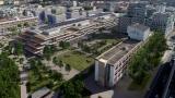 futur campus d'EM Lyon à Gerland - bref