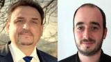 Serge Chvetzoff et Guillaume André, créateurs de Sozen