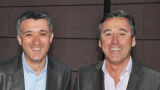 Jean-Paul Genoux et Guillaume Mulliez, associés-fondateurs de Dimo Software.