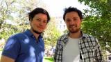 Alexandre Teston et Loïc Asin
