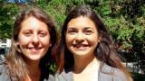 Laura Pilibossian et Déborah Caraco