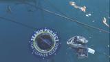 Poralu Marine et The Seabin project lancent un collecteur de déchets flottants
