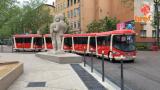 Lyon-City Tram