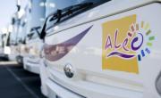 27 véhicules constituent la flotte de bus urbains Aléo.