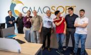 L'équipe de Calaosoft, brefeo.com