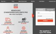Site web pro de Mister Auto, brefeco.com