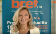Claudine Pagon, directrice de l'agence Insign - brefeco