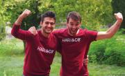 Emmanuel Brehier et Benoît Plisson, fondateurs de Hari&Co, brefeco.com