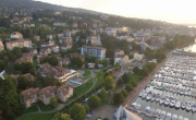 Le centre VVF d'Evian - bref eco