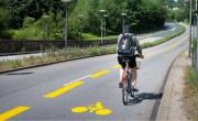 85 km de pistes cyclables devraient voir le jour d'ici la rentrée dans La Métropole de Lyon.