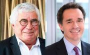 Christian Donzel et Bertrand Sicot