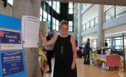 Jaclyn Rosebrook-Collignon, responsable RSE et développement durable au sein du comité RSE créé en 2009 à GEM.