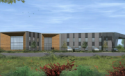 Pour Lethiguel, em2c a signé pour 1.760 m2 de bâtiment mixte à Lentilly.