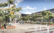 Le nouveau centre-ville de Cusset se dessine à l'horizon 2018.
