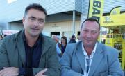 Fabrice Godefroy, directeur général du groupe IDLP, et Raphaël Simon, directeur de PAP Sud - brefeco