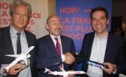 air france- ouibus - bref eco