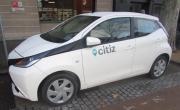 Une voiture du réseau Citiz brefeco.com