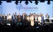 """L'ensemble du Conseil d'Administration de """"Solidarités by Centre-est""""  lors du lancement de la Fondation."""