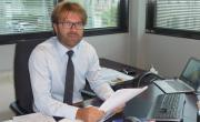 Thibaut Aufort, directeur général d'Ailleurs Business, à Lyon - bref eco