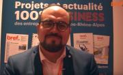 Thierry Alvergnat, directeur économie au Medef Auvergne-Rhône-Alpes et directeur du CFA IngesNum