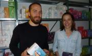 Anthony Darmedru et Amandine Faye, brefeco.com