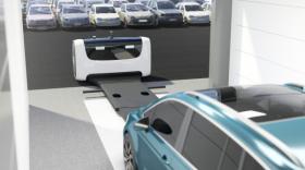 Aéroports de Lyon s'équipe de robots voituriers