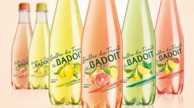 Refresco bulle pour Badoit à Saint-Alban-les-Eaux