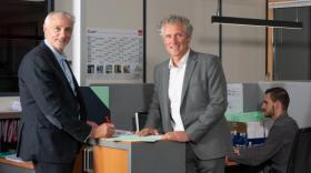 Roland Thiaffey-Rencorel et Nicolas Bonnet, brefeco.com