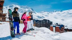 Les réservations sont en hausse de 60 % par rapport à la saison 2019/2020 à Val Thorens.