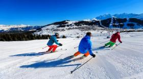 Ski au Saisies, brefeco.com
