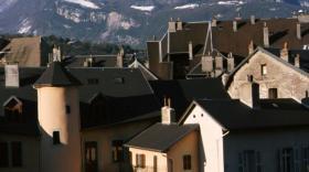 Chambéry métropole - Cœur des Bauges devient Grand Chambéry.- brefeco