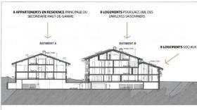 Upstone lance un projet immobilier mixte à Megève