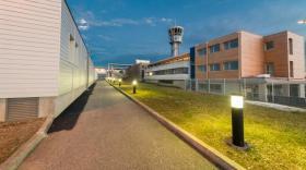 Bbâtiments de la DGAC à l'Aéroport Lyon-Saint Exupéry, brefeco.com