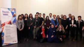 Le lancement de la semaine des Jeunes à entrepreneuriat féminin a eu lieu dans les locaux du Centre scolaire Assomption Bellevue à Lyon.