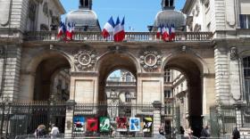 Hôtel de ville de Lyon, brefeco.com
