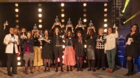 Les lauréates nationales de Femmes de l'Economie 2019.