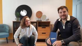 Clémence Deloison et Ludovic Célérier, brefeco.com