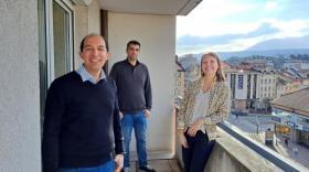 Alexandre Ayad, Anthony Fifre et Ophélie Le Grand, brefeco.com