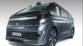 robot-taxi de Navya