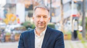 Bruno Bernard, nouveau président de la Métropole de Lyon - bref eco