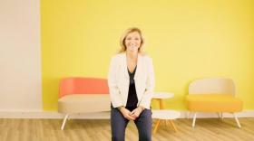 Claudine Pagon, directrice générale adjointe d'Insign, partenaire des Rencontres Bref Eco de l'entreprise responsable.