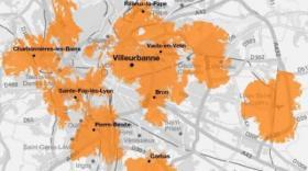 Orange ouvre la 5G dans huit communes du Rhône