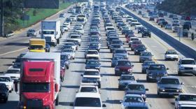 Rapport Duron: l'A45 laissé sur le bord de la route