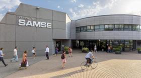 Le siège du groupe Samse à Grenoble
