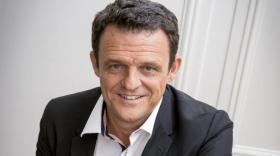 Laurent Fiard, président de Visiativ. - brefeco
