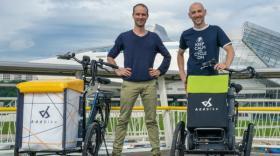 Renaud Colin et Christophe Defaix, brefeco.com