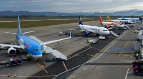 19 destinations seront desservies cet hiver au départ de Grenoble