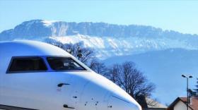 L'Aéroport Annecy Mont-Blanc - bref eco.com