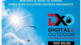 L'édition 2021 du Digital X Outdoor se déroulera les 24 et 25 mars.